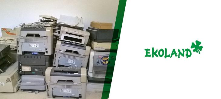 Zbiórka odpadów zużytego sprzętu elektrycznego i elektronicznego  31.08.2016r.