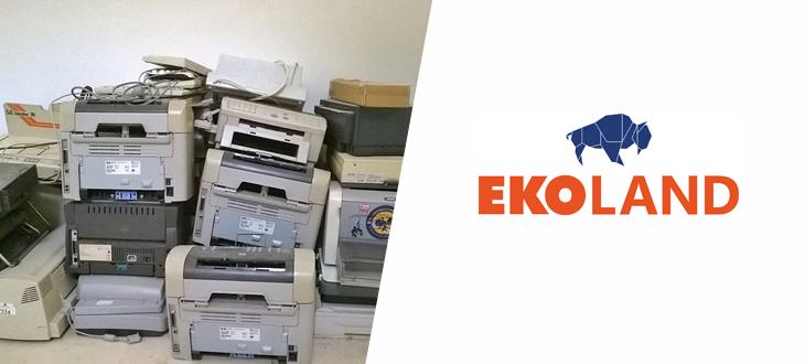 Zbiórka odpadów Zużytego sprzętu elektrycznego  i elektronicznego