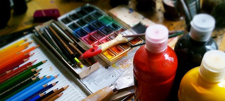 Zapytanie ofertowe - Dostawa materiałów szkolno-plastycznych