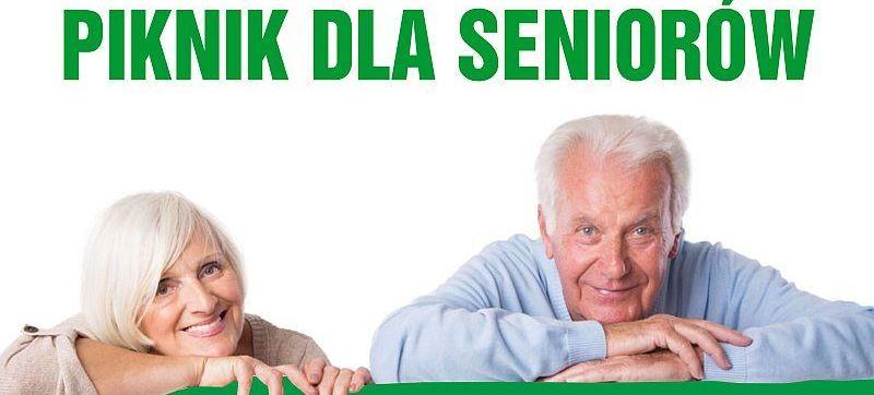 Wakacyjny piknik dla seniorów