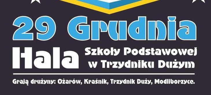 Noworoczno-świąteczny turniej siatkówki