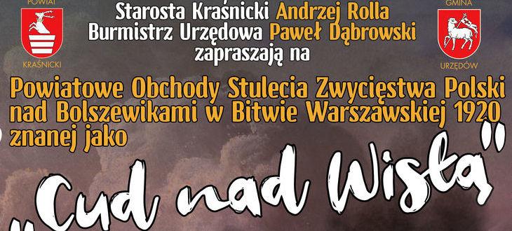 Świętuj z nami stulecie Bitwy Warszawskiej