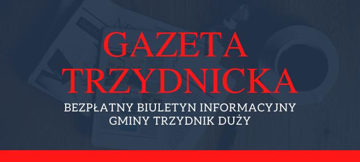 Gazeta Trzydnicka - Wrzesień 2020