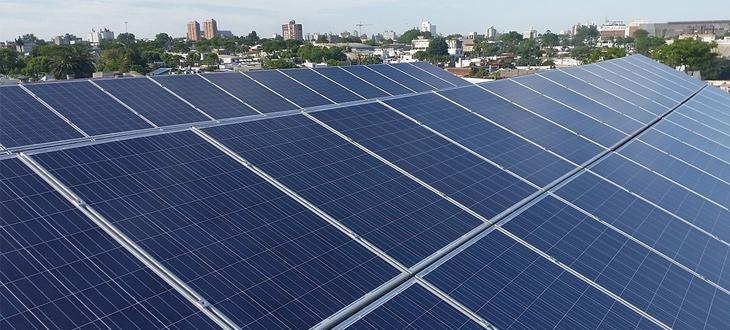 Informacja dotycząca instalacji solarnych