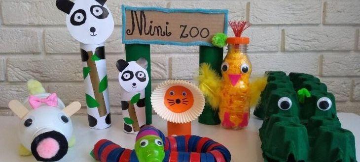 Praca konkursowa Mini zoo