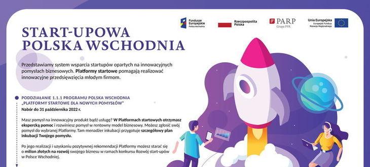Kawałek plakatu z informacjami w formie graficznej