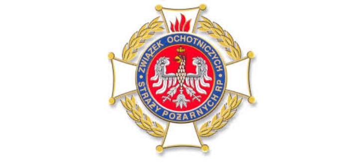 Logo ODDZIAŁ WOJEWÓDZKI ZWIĄZKU OCHOTNICZYCH STRAŻY POŻARNYCH RP w LUBLINIE