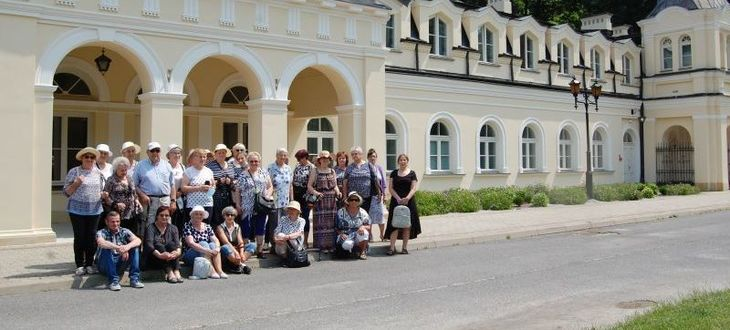 Zdjęcie seniorów w nałęczowie