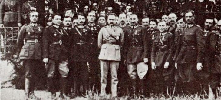 """fot. z książki """"Ułani Lubelscy"""" aut. Krzysztofa Szczypiorskiego"""