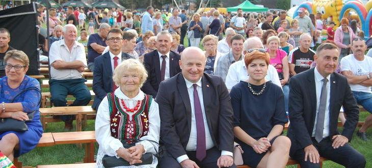 Galeria zdjęć z Dożynek Gminnych 2021 w Olbięcinie