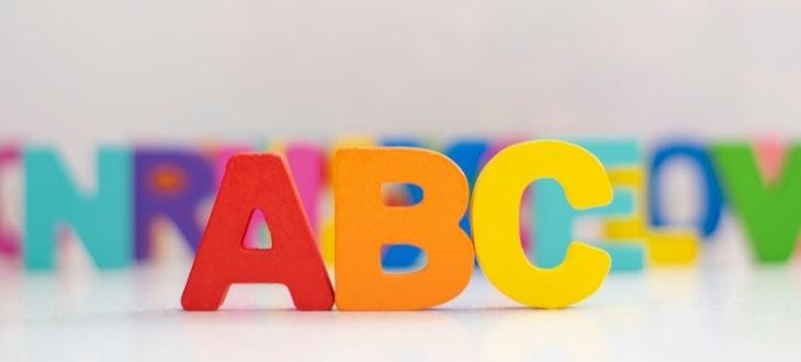 Literki ABC