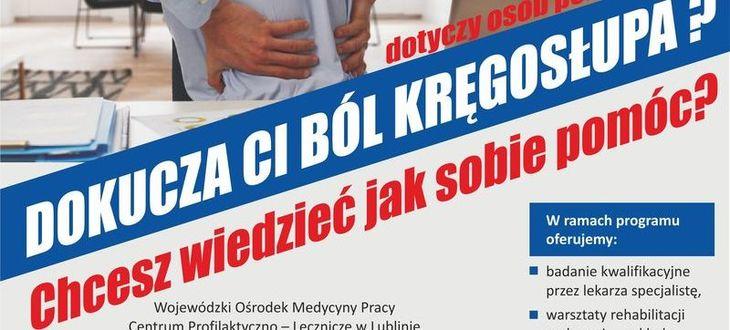 Kawałek plakatu