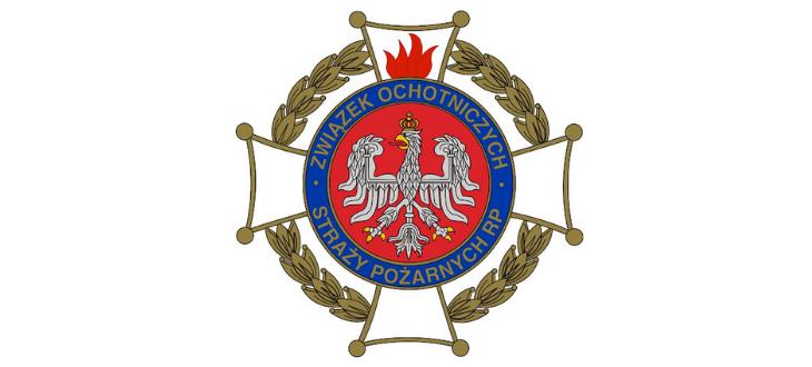 Logo Ochotniczych straży pożarnych