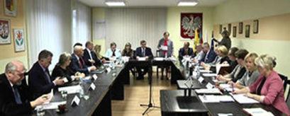 III Sesja ósmej kadencji Rady Miejskiej w Żarowie