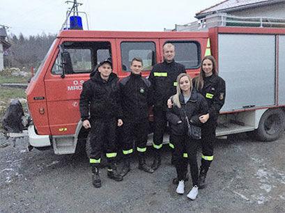 Strażacy z sercem