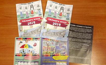 Profilaktyczny początek roku z Kalendarzem Ucznia