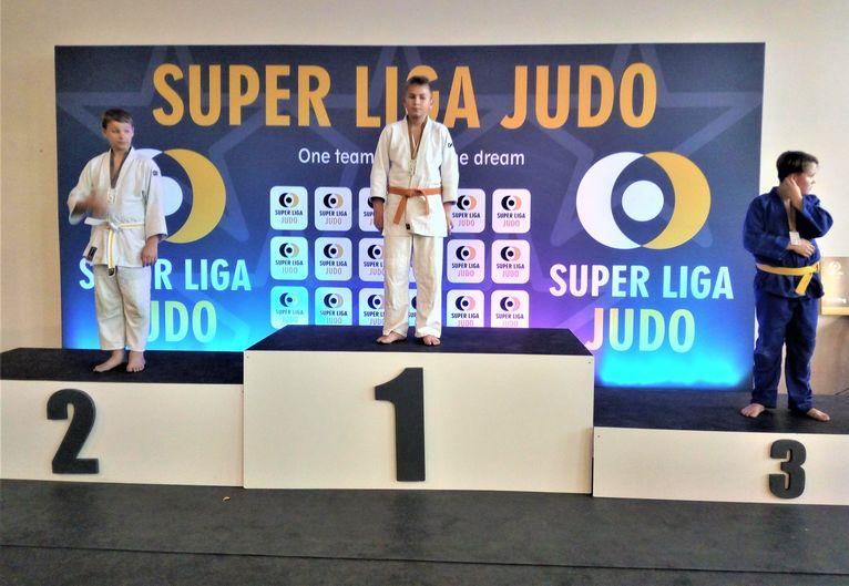 Dawid Kamiński – kolejny utalentowany judoka w naszej gminie