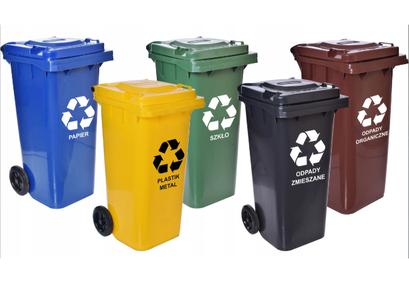Harmonogram wywozu odpadów na 2021 rok