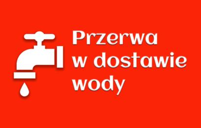 Awaria wodociągu przy ul. Cichej i Ogrodowej w Żarowie