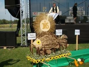 PROW - Festyn Dożynkowy - kultywowanie tradycji lokalnych na terenie Gminy Uścimów