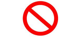 Informacja dotycząca zakazu wrzucania odpadów do urządzeń kanalizacyjnych