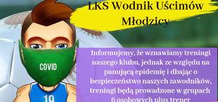 LKS Wodnik Uścimów Młodzicy