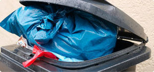 Miejsca zagospodarowania odpadów komunalnych
