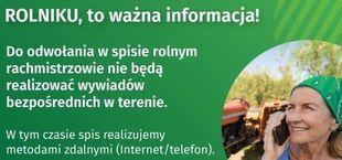 baner: informacje znajdujące się w tekście oraz djęcie kobiety trzymającej telefon