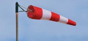 ostrzeżenie wiatrowe