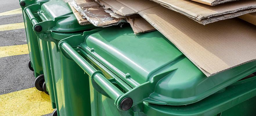 Harmonogram odbioru odpadów na 2020