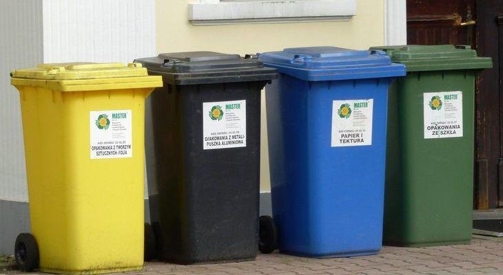 Harmonogram Odbioru Odpadów Komunalnych zmieszanych oraz odpadów zbieranych w sposób selektywny z terenu Gminy Wąwolnica na rok 2021