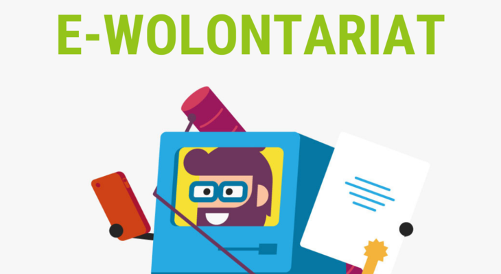 E-wolontariat: zdalna pomoc dla organizacji, możliwość rozwoju dla wolontariuszy