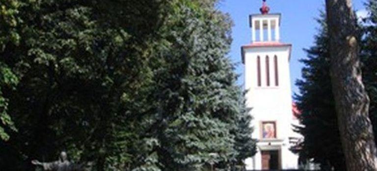 Kościół pw. Matki Bożej Królowej Polski i Judy Tadeusza w Łubkach