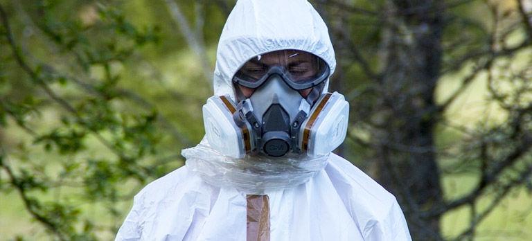 Inwentaryzacja azbestu na terenie Gminy Wojciechów /lipiec-sierpień 2014r./