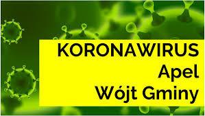 Apel Wójta Gminy Wojciechów