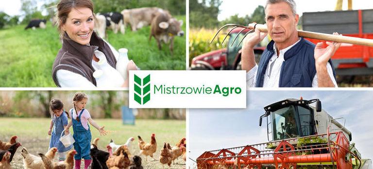 Mistrzowie agro- 4 zdjęcia przedstawiające rolników przy pracy