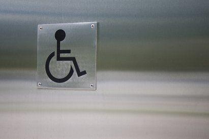znaczek- niepełnoprawni