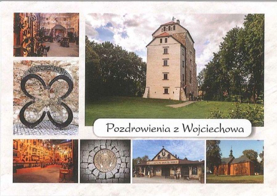 Wojciechów kartki