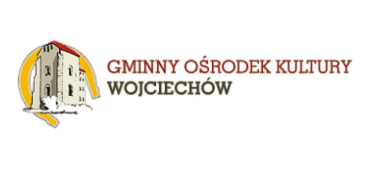 LOgo GOK Wojciechów