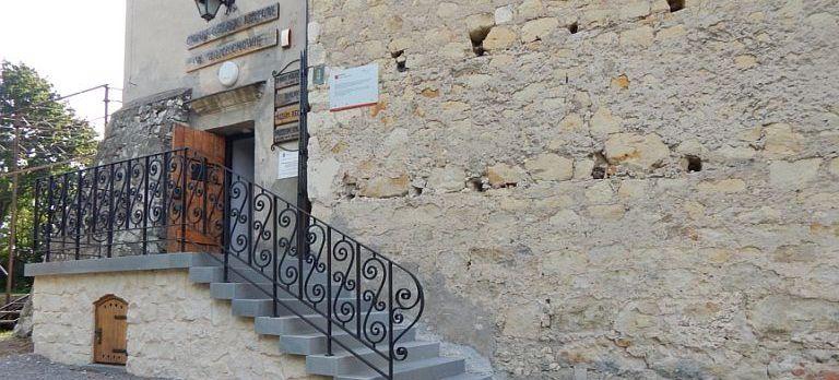 Schody w wieży