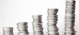 Poukładane monety