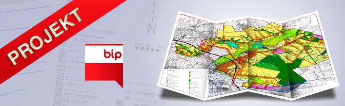Projekt zmian studium zagospodarowania przestrzennego