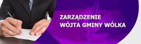Zarządzenie Wójta Gminy Wólka nr. 16.2017 z dnia 27 lutego 2017 r