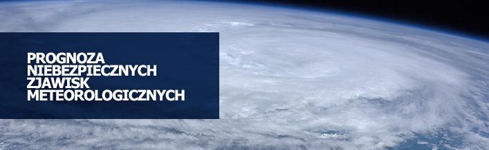 Prognoza niebezpiecznych zjawisk atmosferycznych z dn. 08.05.2017 r.