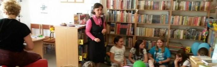 Relacja z Nocy Bibliotek