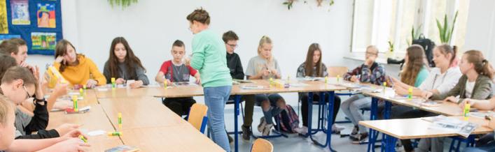 Warsztaty plastyczne dla dzieci i młodzieży