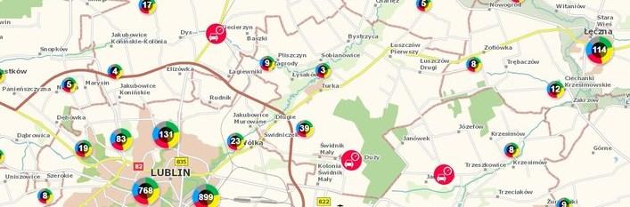Krajowa Mapa Zagrożeń Bezpieczeństwa – sposób na łatwy kontakt z Policją