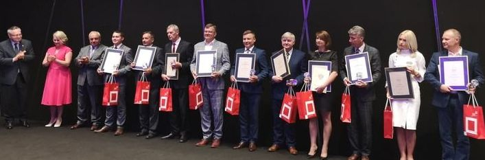 Gmina Wólka Laureatem Programu Promocji Gmin BUSINESS EXCELLENCE 2019