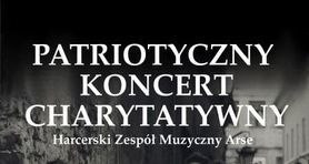 Zapraszamy na Patriotyczny Koncert Charytatywny