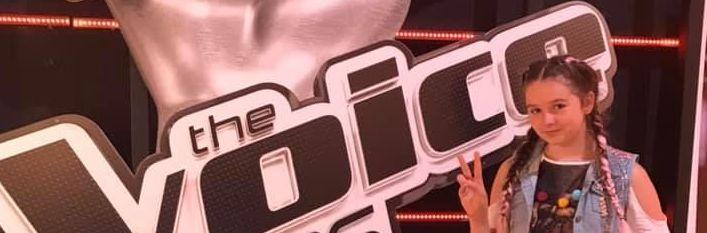 Natalia Wawrzyńczyk w The Voice Kids 3 - bitwy